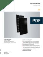 Datasheet Viessmann 300 Wp Mono Black