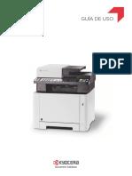 Manual Impresora Og Ecosysm5521cdw Es