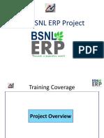 Bsnl Erp Overview-1
