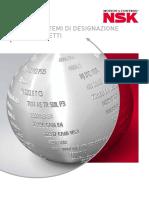 Designazione Cuscinetti ITA