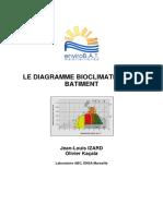 0606 Diagramme Bioclimatique Batiment Izard Kacala V1
