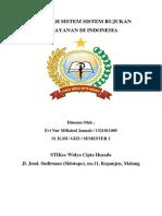 makalahsistemsistemrujukanpelayanandiindonesia-140412202511-phpapp01