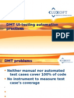 DMT Automation UI-Testing Practice7