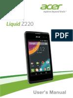 Acer Liquid Z220 - Schematic Diagarm