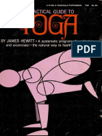 A practical guide to yoga - James Hewitt - 1928