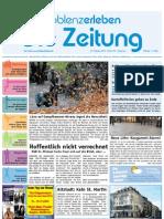 Koblenz Erleben / KW 42 / 22.10.2010 / Die Zeitung als E-Paper