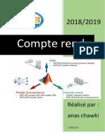Compte Rendu Tp1-2-3 Matlab