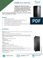 AR Floor Standing Data Cabinets