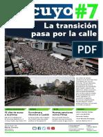 cocouyo07 - Edición #2 - La transición pasa por la calle