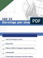 IAI DIP IFRS IAS 33