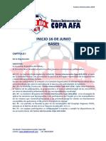 Bases Torneointerescuelas Copa Afa2018