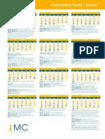 Calendario Fiscal Es