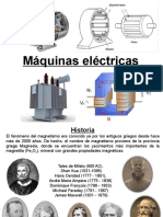 Presentación maquinas electricas