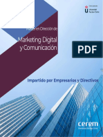 Master Direccion Marketing Comunicacion Digital