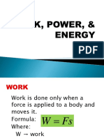 Phy 1 Work Power Energy