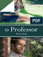 O Professor Prova Final - Tatiana Amaral Ccosta