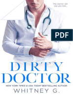 Dirty Doctor (Steamy Coffee Collection #2)