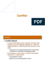 Conflict (MBA)