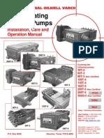 Manual de Operacion e Instalacion Bombas Reciprocantes National OILWELL VARCO