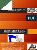Hermenutica biblica
