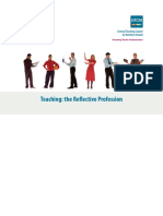 The Reflective Profession 3rd-Edition