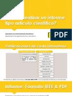 ¿Cómo realizar un informe tipo artículo científico LabIE(1)