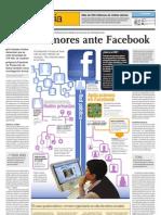 Crecen Temores Ante Facebook