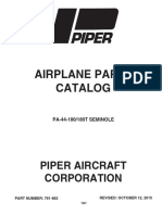 IPC - PA-44-180 180T Turbo Seminole
