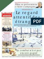 Journal Le Soir Dalgerie 03.02.2019