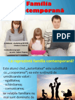 Familia Contemporană