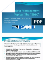 20080908 the Software Development Life Cycle SDLC