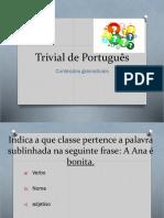 Trivial de Português Turma 107