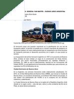 Ferrocarril General San Martín