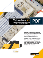 Yellowscan Vx Datasheet