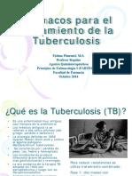 Fármacos Para El Tratamiento de La Tuberculosis