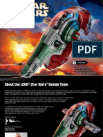 Building Instructions for 75060 -Slave i - Star Wars