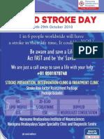 World Stroke Day-pam-hsr - 2