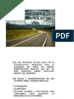 Geologia y Geotecnia en Las Vias