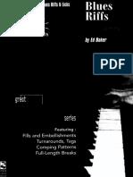 Ed Baker - Blues Riffs for Piano.pdf
