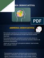 Amnesia Disociativa