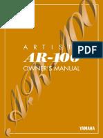 Yamaha AR100 ORGAN