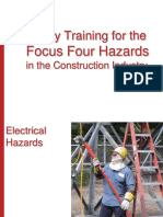 HAZARDS in construction