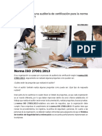Cómo afrontar una auditoría de certificación para la norma ISO 27001.docx