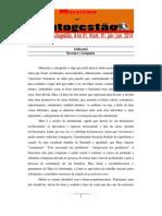 Revista Marxismo e Autogestão 01