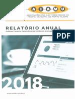 Relatório Anual - Auditores Fiscais Da Receita Municipal