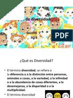 Tipos de Diversidad