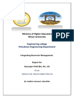 Report of Buzurgan
