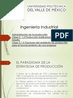 produccion tradicional