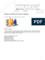 Ficha de Trabalho Nº 7 M5-CPV -Gestão de Prosutos Por Categorias