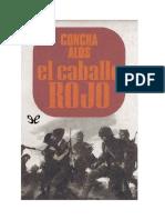 Alos Concha - El Caballo Rojo